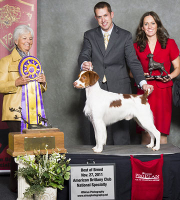 Sanbar Kennels sweeps the 2007 Nationals